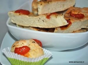 Focaccia-Pomodori-Origano